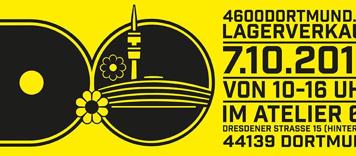 4600 Dortmund Lagerverkauf am 07. Oktober 2017
